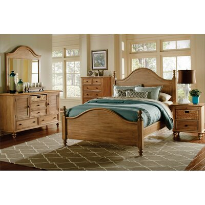 August Grove Didmarton Standard 5 Piece Bedroom Set Size