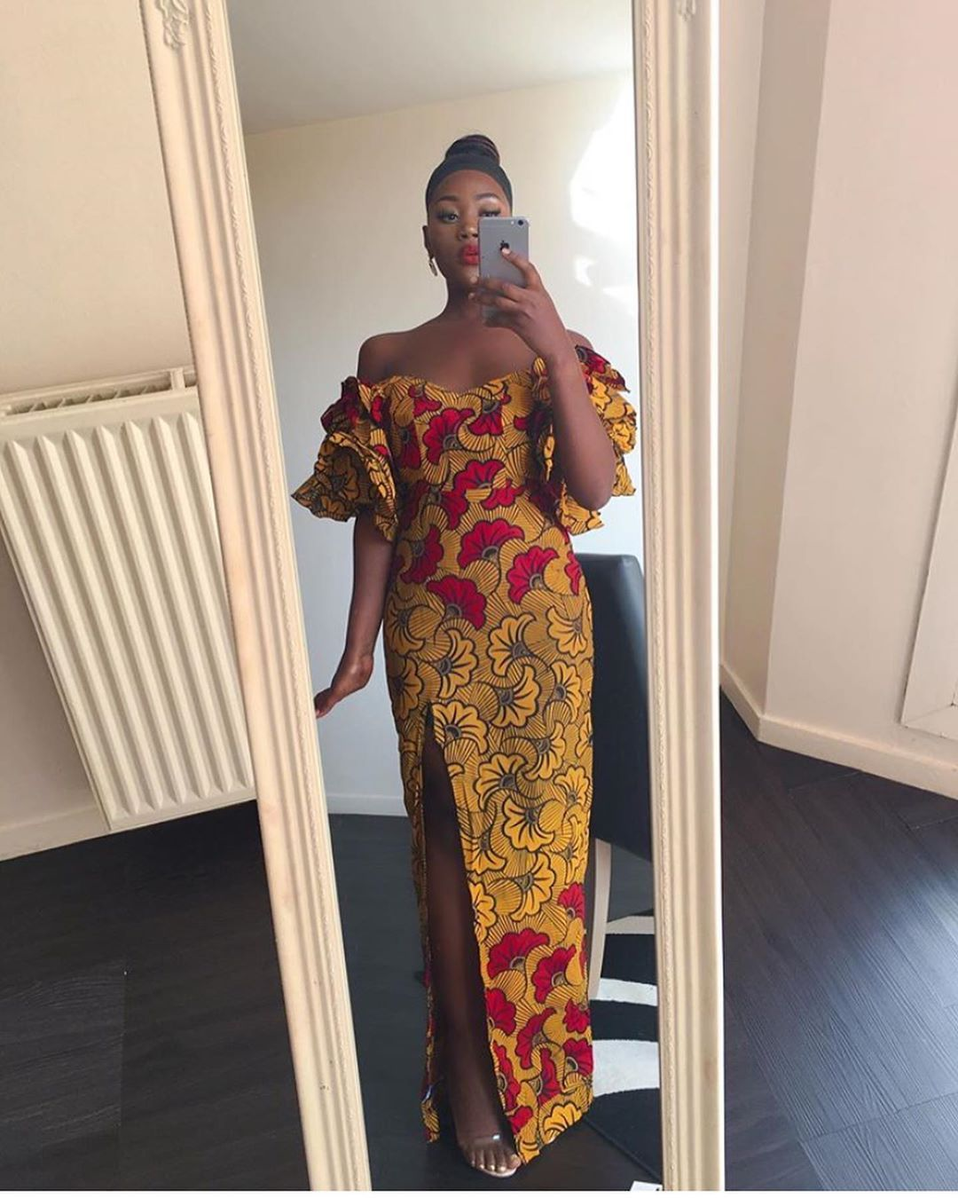 """AFRICAN Touch' on Instagram: """"#teamtous_en_wax �Beautiful africanwoman #Africafashion #wax #style #girl #mode #africa #african #pagne #picoftheday #elegance #cool…"""""""