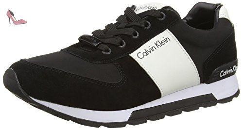 Viggo, Chaussures de Plage & Piscine Homme, Noir (Blk), 44 EUCalvin Klein Jeans