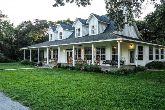 Texas Ranches For Sale Three Mile Forks House With Porch Ranches For Sale Porch Design