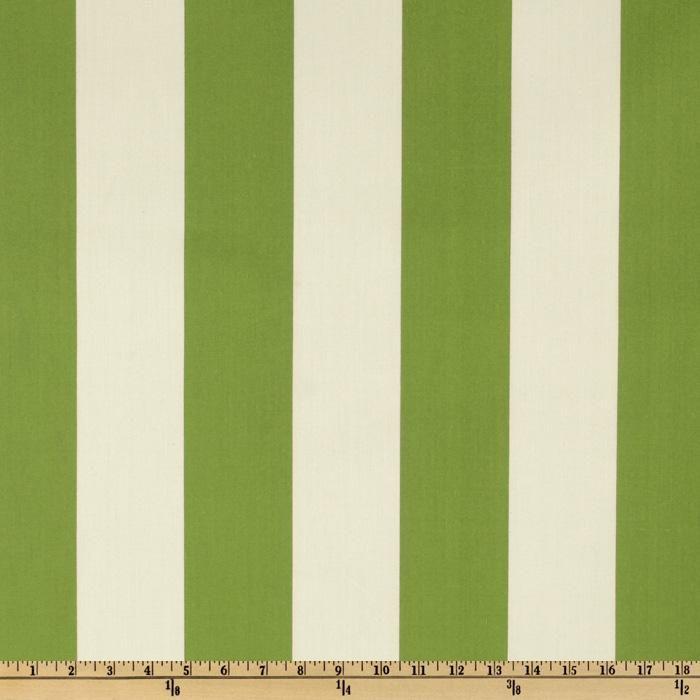 Premier Prints Indoor Outdoor Vertical Stripe Greenage From Fabricdotcom Fabrics Are