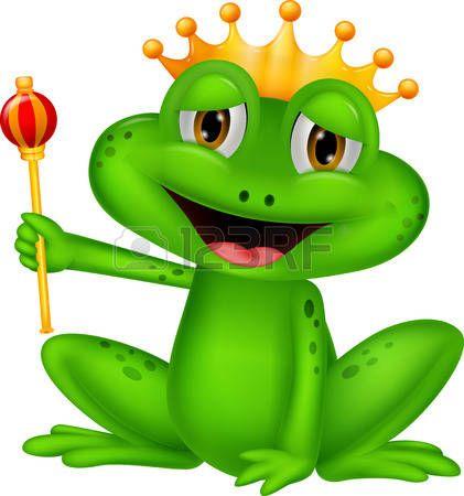 개구리 왕 만화 photo