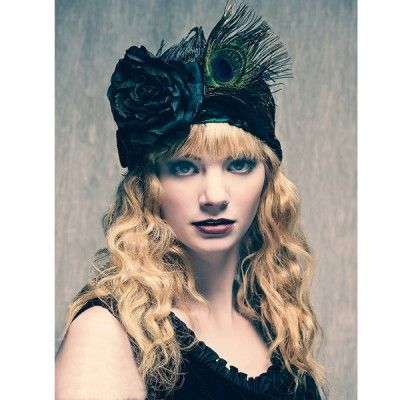 Gypsy Head-wrap. #hats #headband 9thelm.com