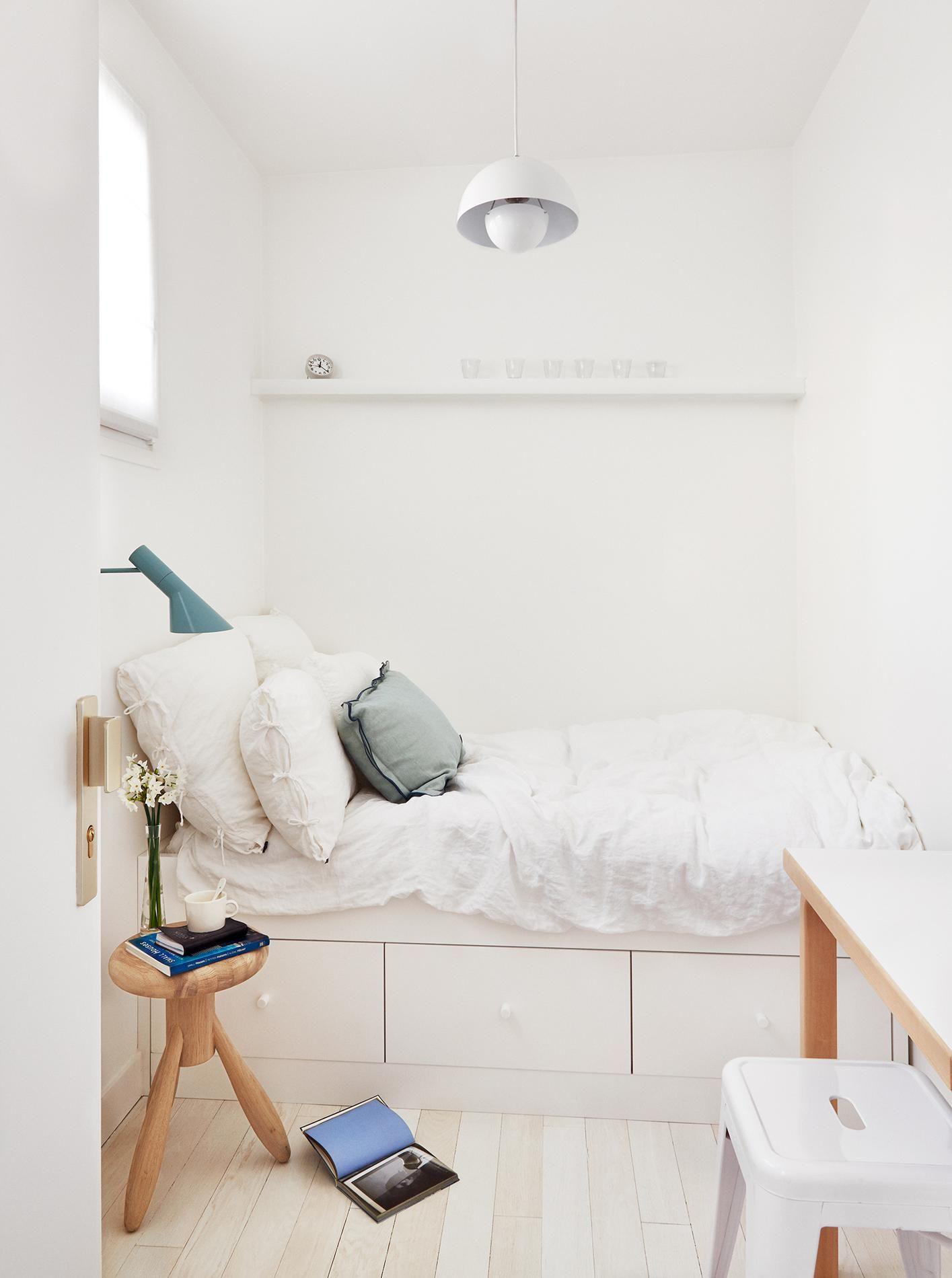 petite chambre kleine slaapkamer