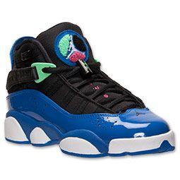 e4272cab3ec3 Girls  Grade School Jordan 6 Rings Basketball Shoes