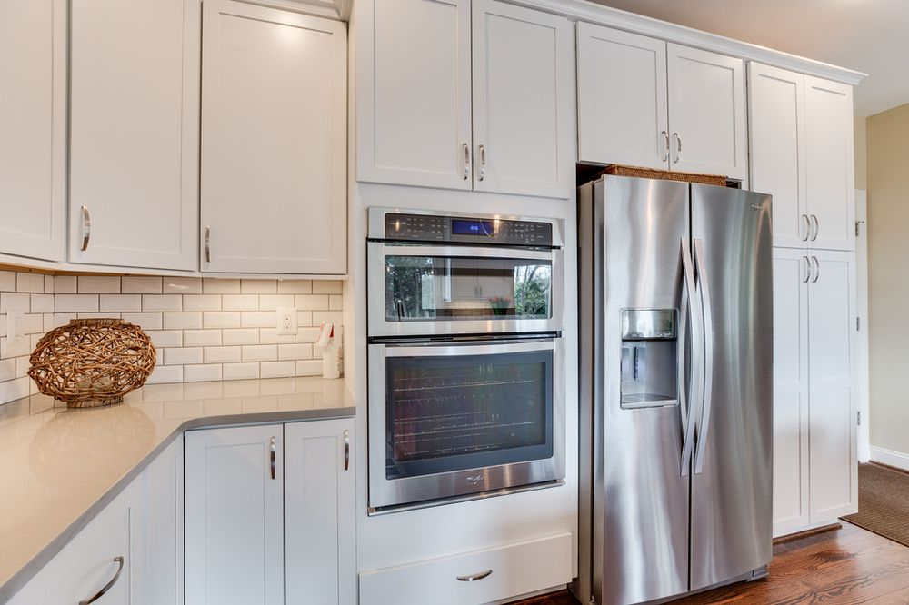Reico Kitchen White Cabinets | Kitchen storage | Kitchen ...