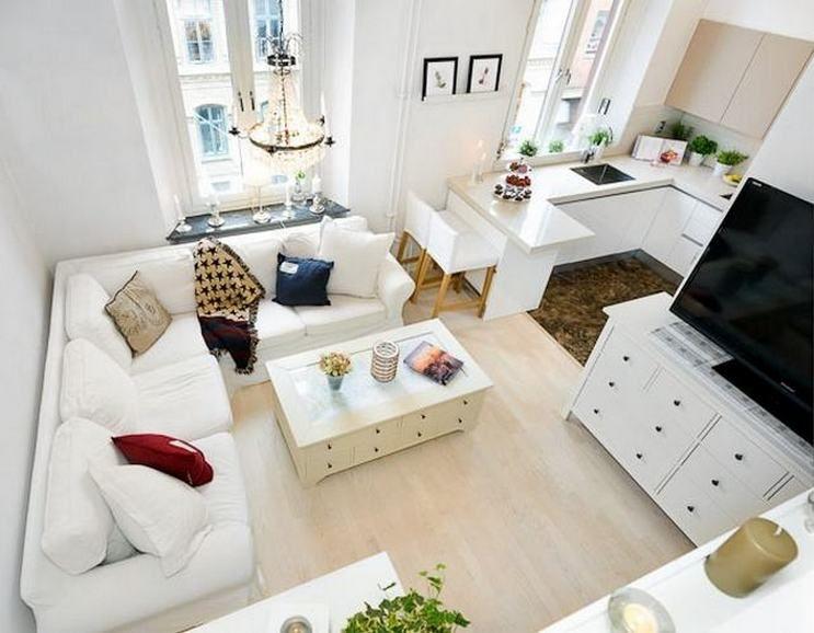 Decoracao Clean Para Apartamento Pequeno Com Imagens Decoracao