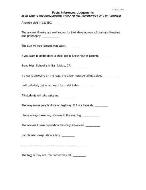 5th Grade Inference Worksheets 5th Grade Printable Worksheets – Inference Worksheets 5th Grade