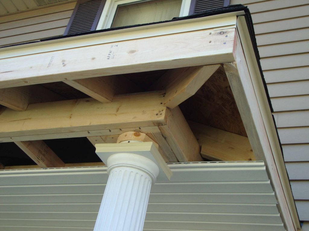 Front porch entrance design ideas contractor cleveland columbus