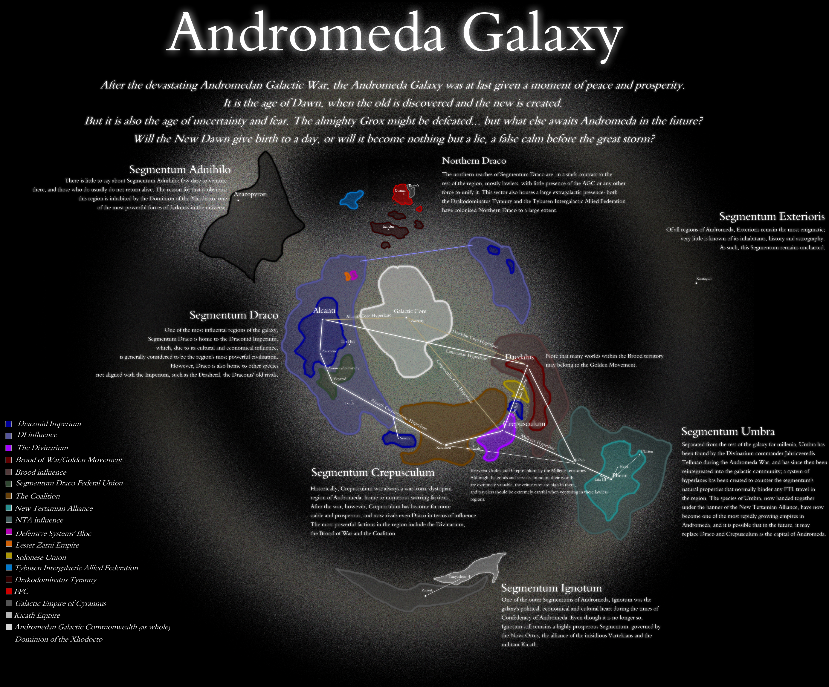 Andromeda Galaxy Map - Pics about space | antarest ...