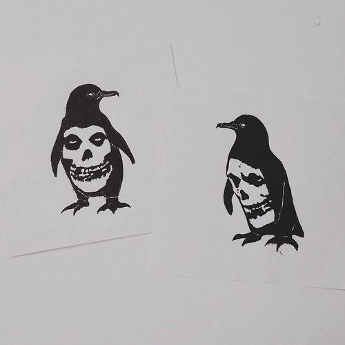 Misfits Wall Art Going Apart Mental Punk Tattoo