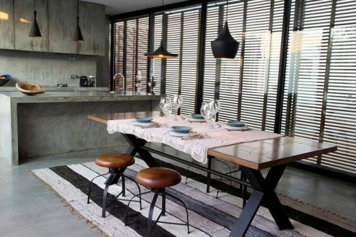 La salle à manger scandinave en 67 photos | Entrées | Salle ...