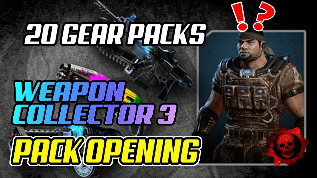 Gears Of War 4 On The Hunt For Classic Dom 20 Collector 3 Pack