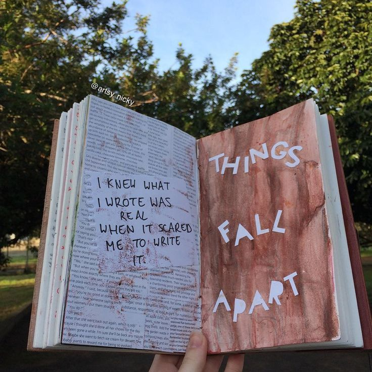 Things Fall Apart Journal Entries