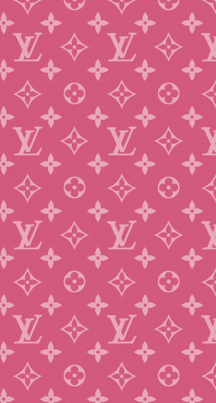 Louisvuittonpink2 かわいい 壁紙 Iphone ピンク 壁紙 Iphone ピンク