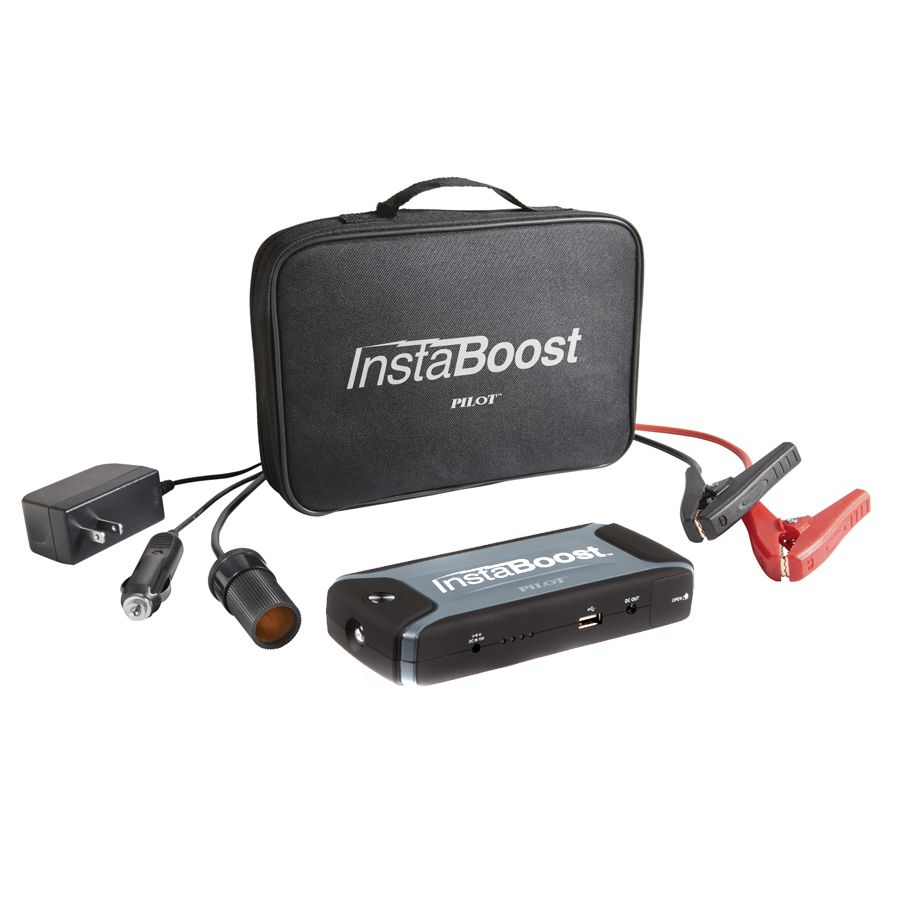 Shop Pilot Instaboost 400 Amp Car Battery Jump Starter With Multi Charger At Lowes Com Jump A Car Battery Multi Charger Car Battery