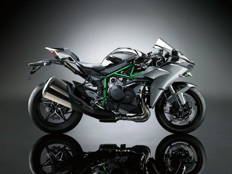 Etonnant Kawasakiu0027s 200 Hp H2 Ninja U2013 The Fastest Accelerating Motorcycle Ever    Images