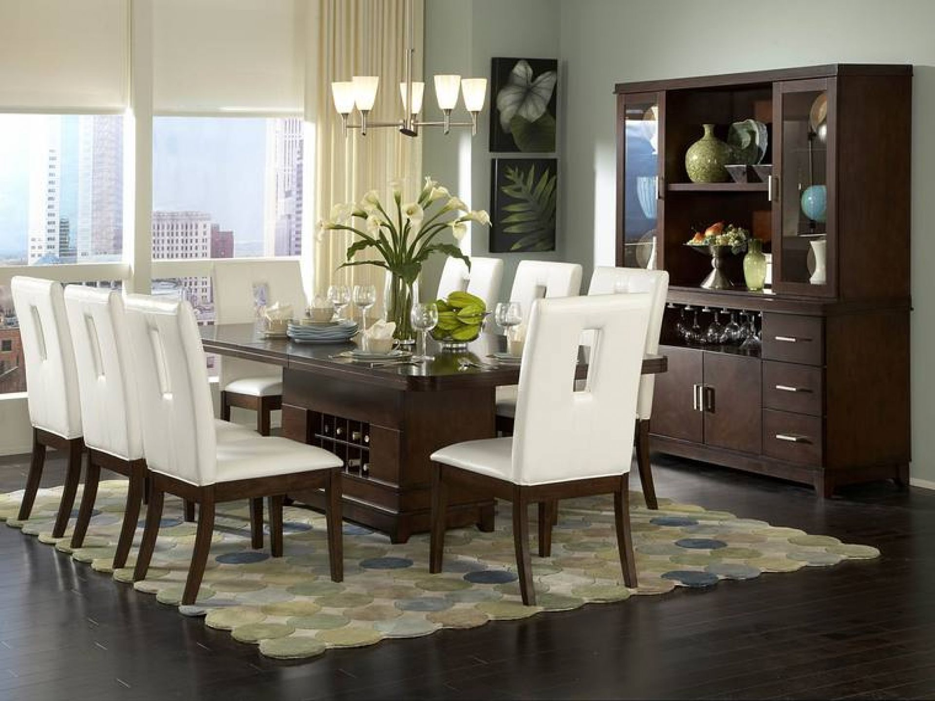 Modern Wood Dining Room Table Collection How To Give Your Home A Budget Friendly Makeover  Dining Room .