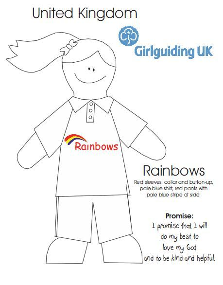 Click The Picture To Bring Up A Printable Pdf Rainbow Activities