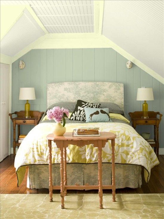 spring valleybenjamin moore | bhg + my color finder | bedrooms