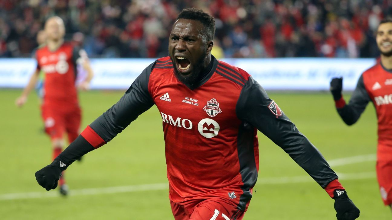 Altidore the hero as Toronto beats Seattle to lift MLS Cup, win treble