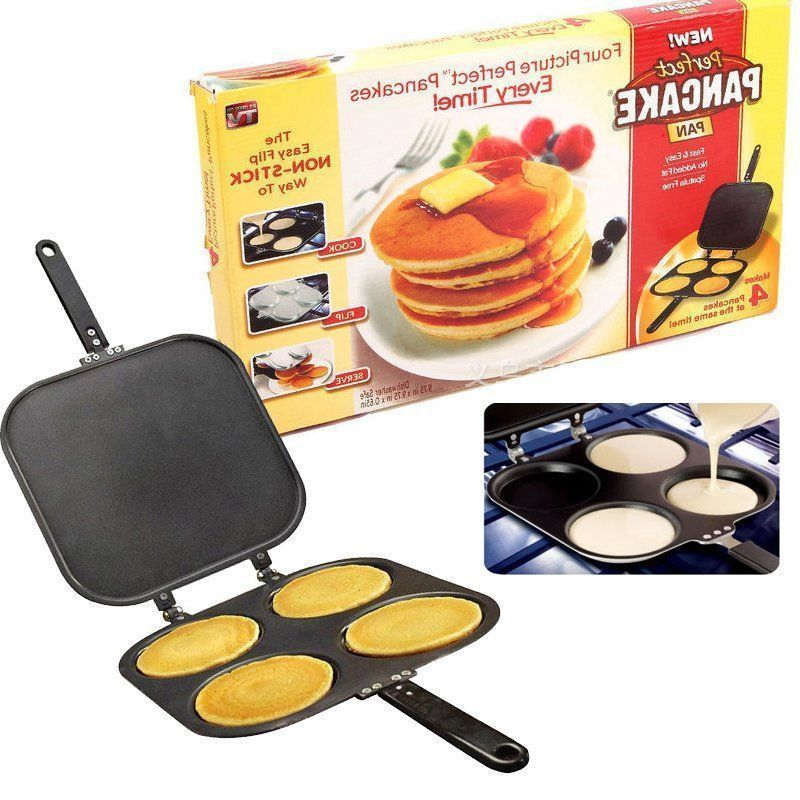 Perfect Pancake Maker Pan as Seen on TV Omelette/Eggs/Crepes ...