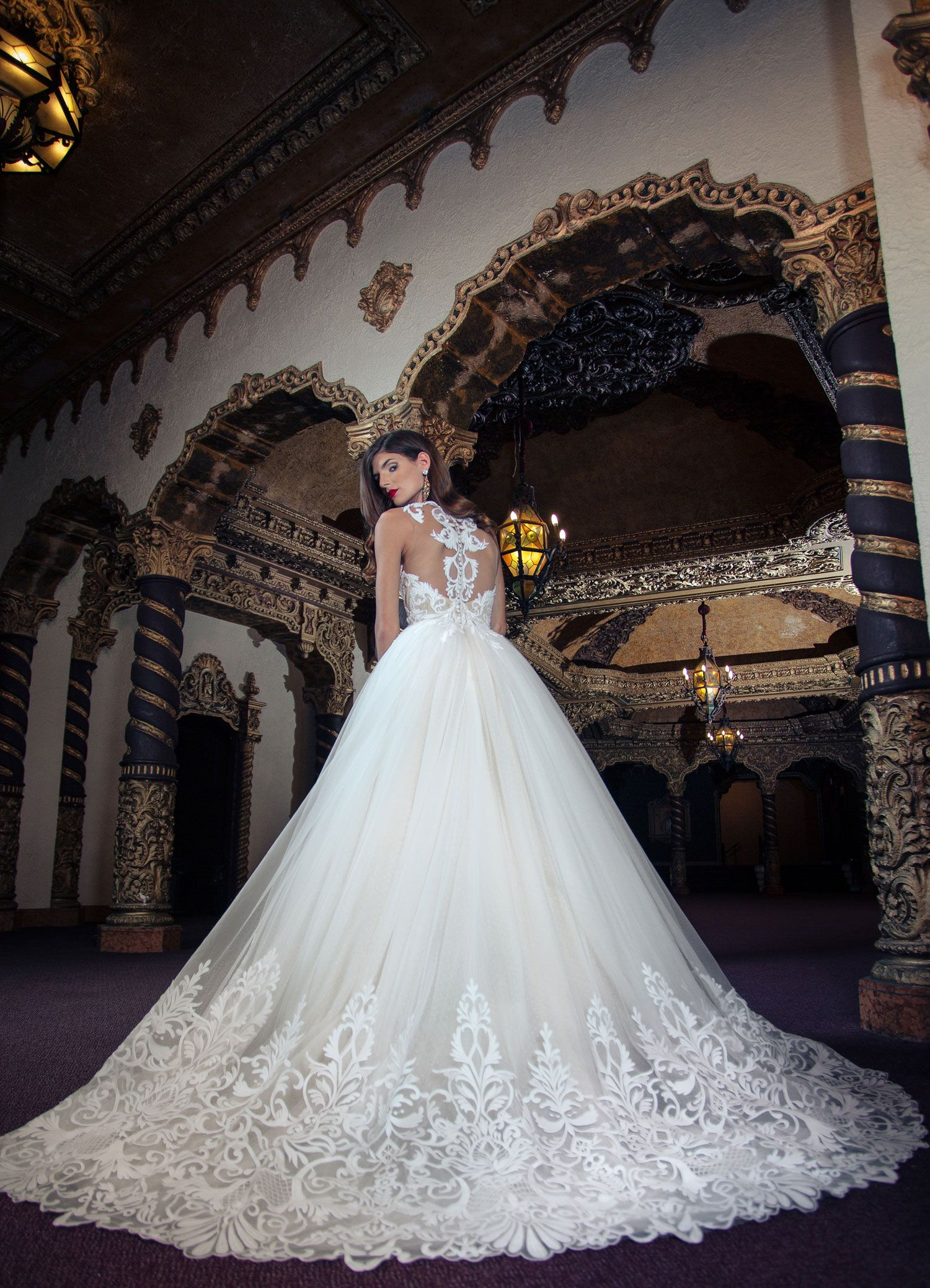 Yumi Katsura Eden Most Expensive Wedding Dress Gown Online Custom Embroidery: Expensive Wedding Dresses Online At Websimilar.org