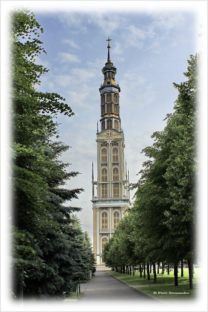Licheń,Poland