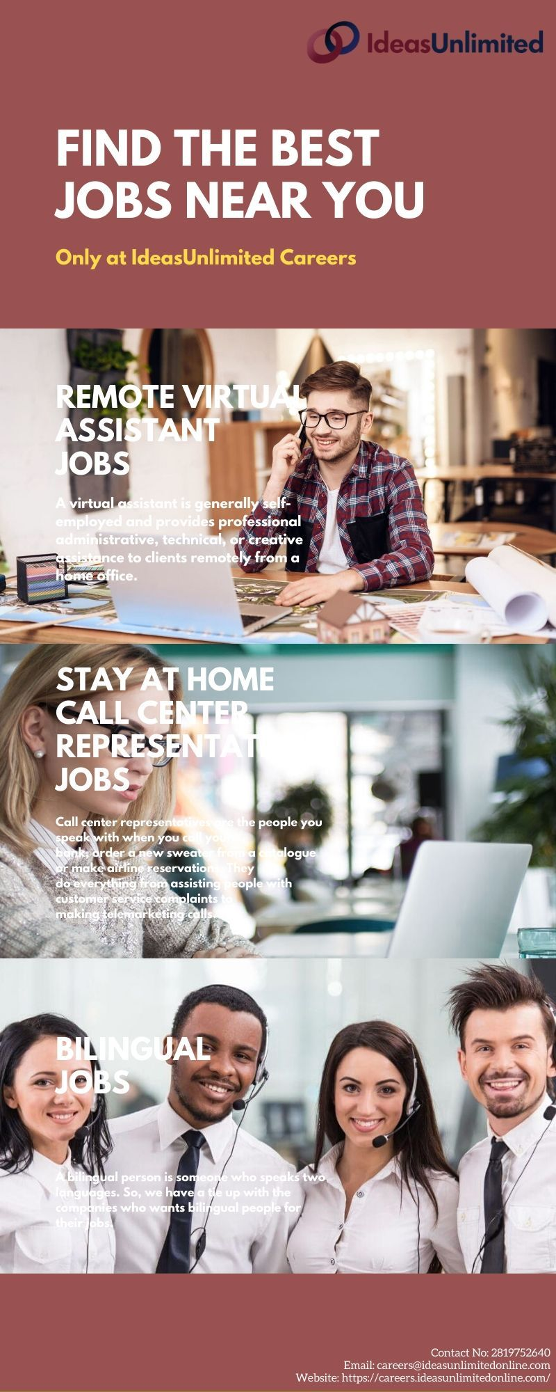 Remote Virtual Assistant Jobs in 2020 Virtual assistant