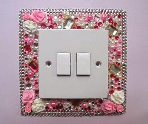 10 ideas para decorar tu cuarto diy pinterest ideas para room and manualidades - Manualidades para decorar habitacion ...