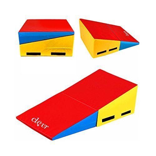 Tumbl Trak Folding Incline Mat