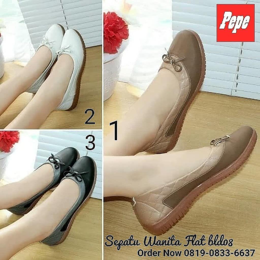 Sepatu Wanita Flat Shoes Pita Bld08 Harga Rp 80 000 Bahan
