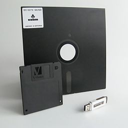 Life in the Cloud: A Virtual Floppy Disk - how to transfer data from home to school/work without using a disc or memory stick.