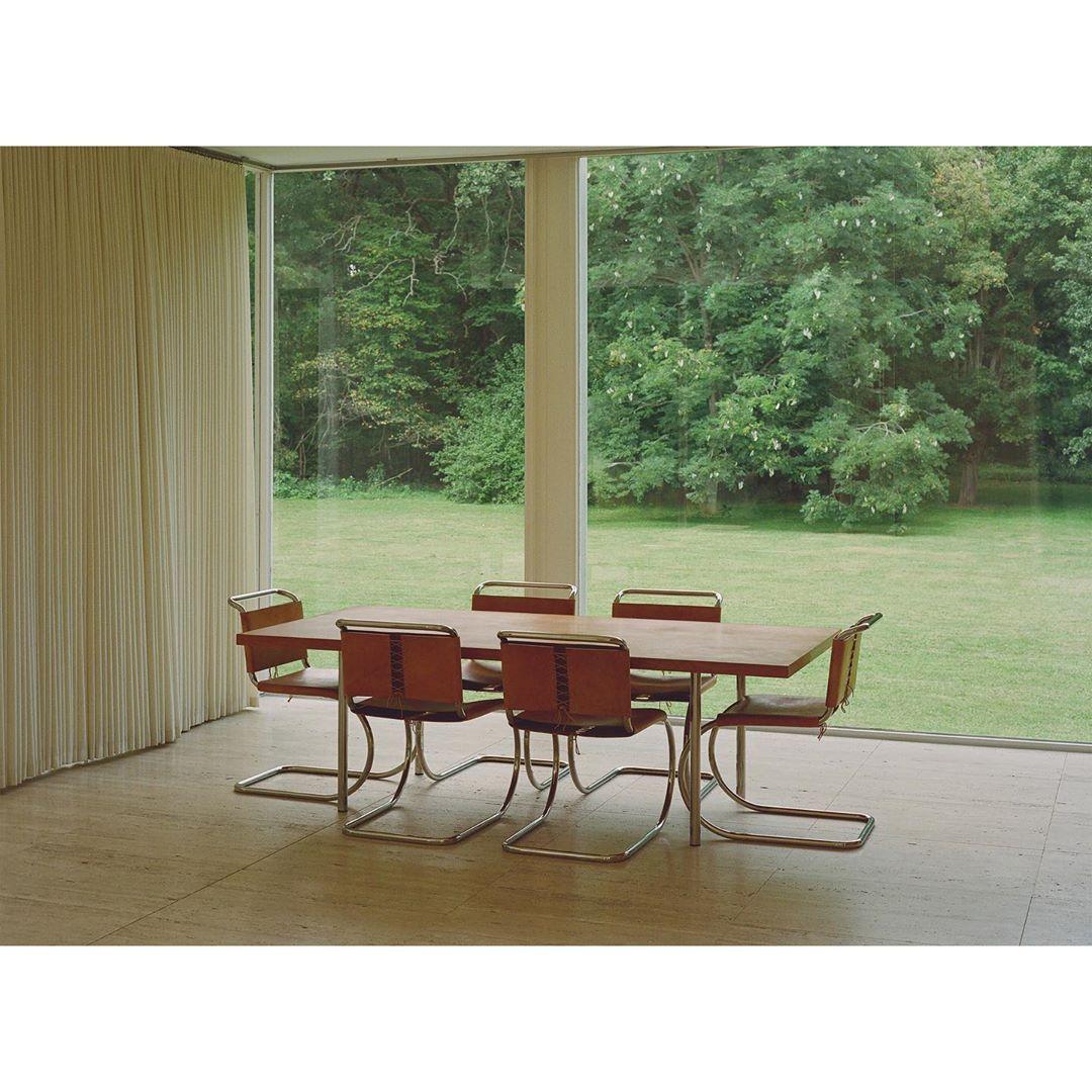 Farnsworth House, Mies Van Der Rohe, 1951