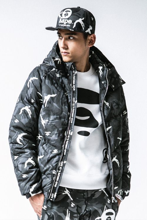 5d5f55aff9f AAPE by A Bathing Ape 2014 FW A Bathing Ape