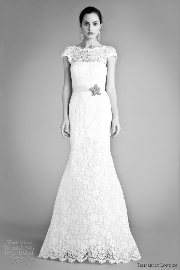 Temperley London 2012 Wedding Dresses Beatrice Bridal Collection