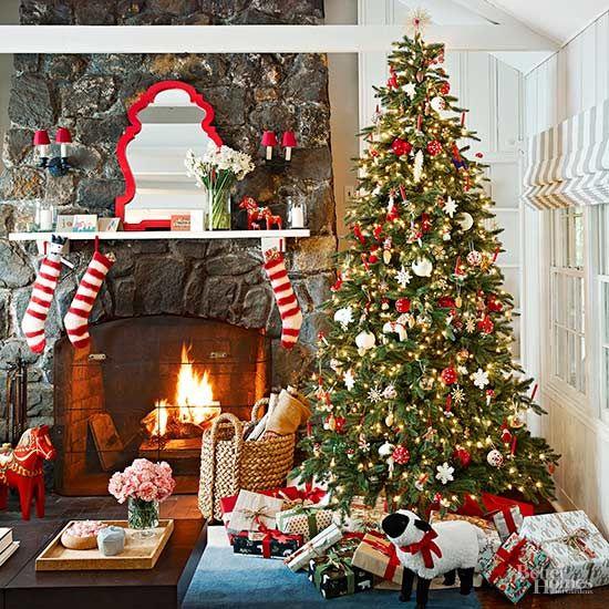 How To Put Lights On A Christmas Tree L Christmas2016