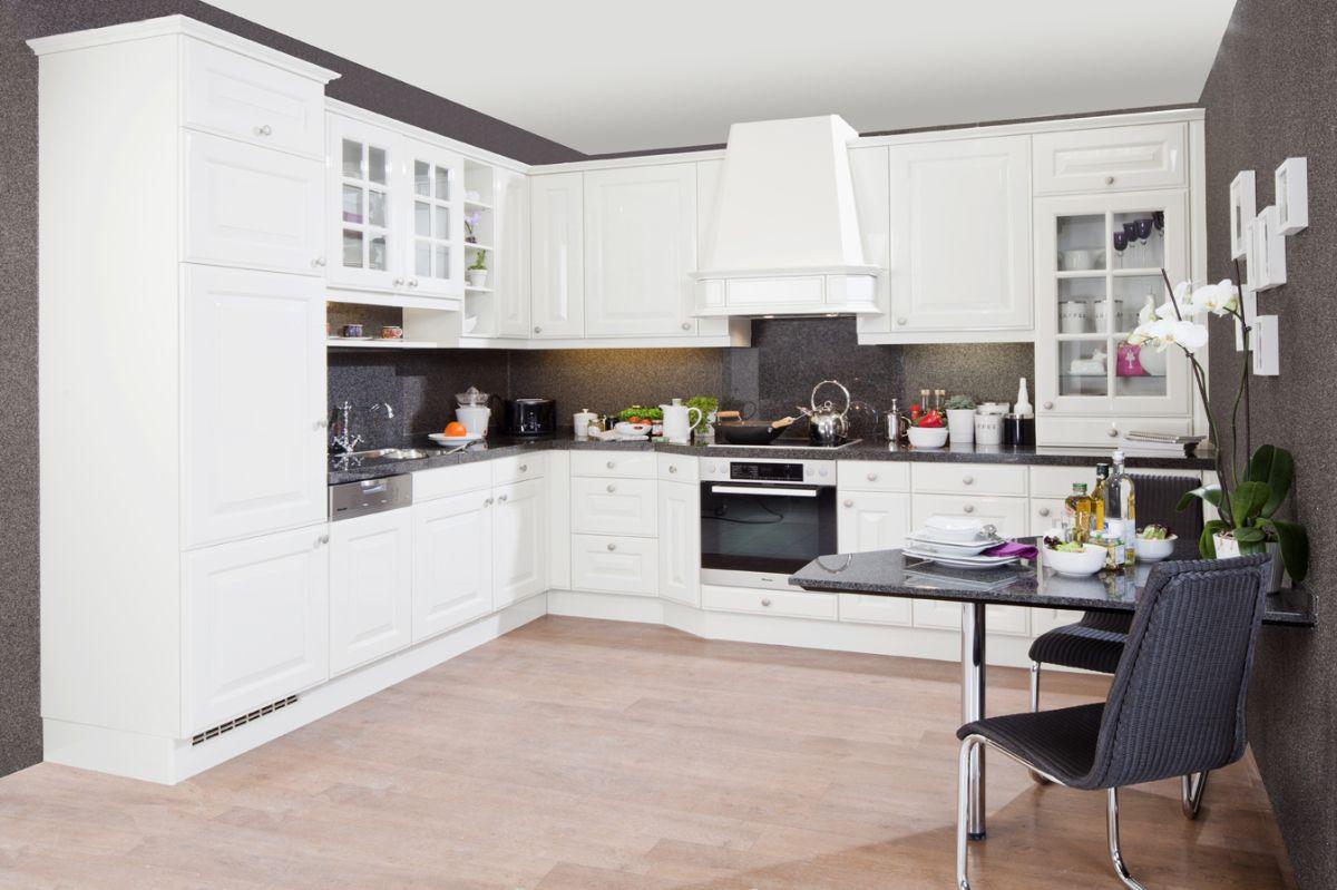 weiße LKüche Küchen angebote, L küchen, Haus küchen
