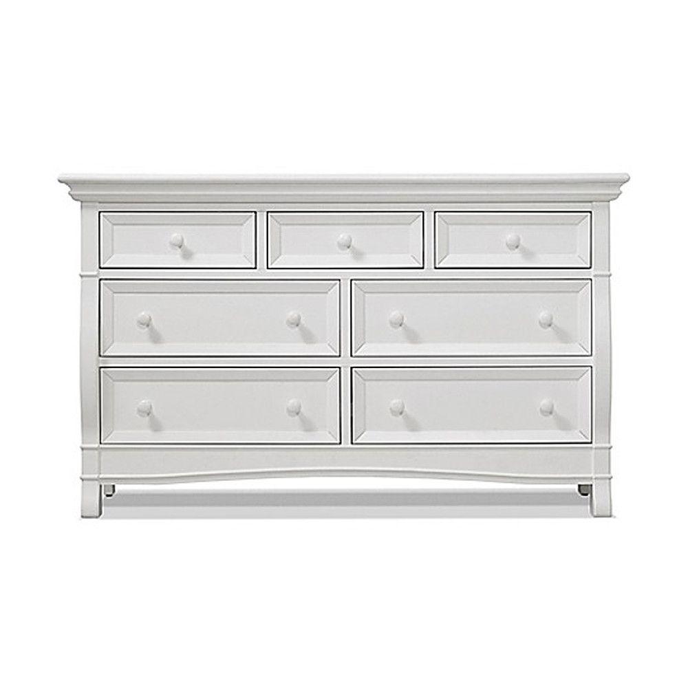 Sorelle Montgomery Double Dresser In White Dresser Design Double Dresser Bedroom Furniture Dresser [ 1000 x 1000 Pixel ]