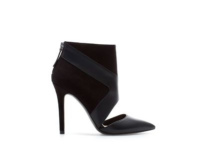 0cf9ebd18319 POINTED ANKLE BOOTIE Ref. 7210 201 Height of heel  11 cm.  4