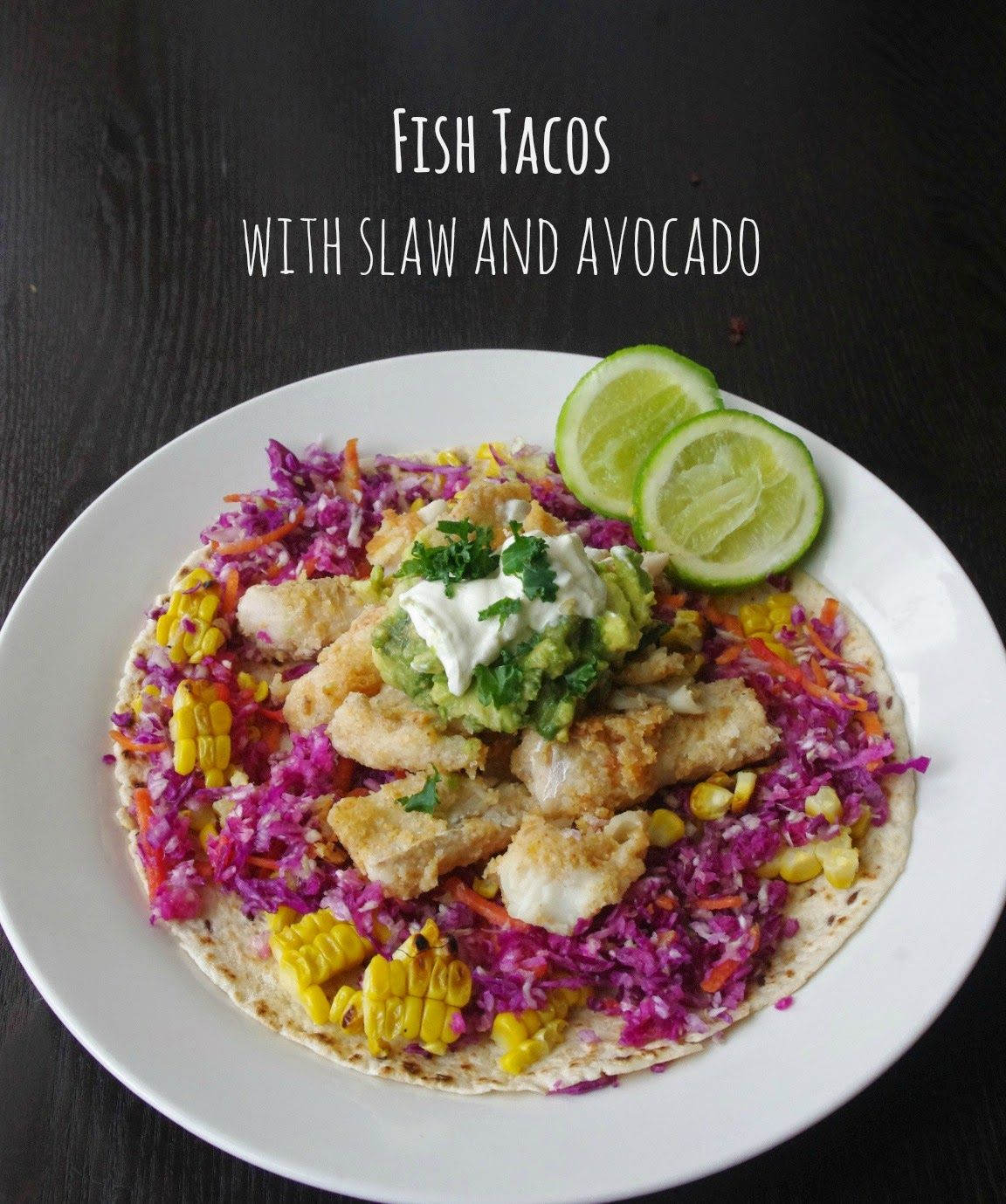 17 best ideas about fish taco slaw on pinterest fish for Fried fish tacos recipe