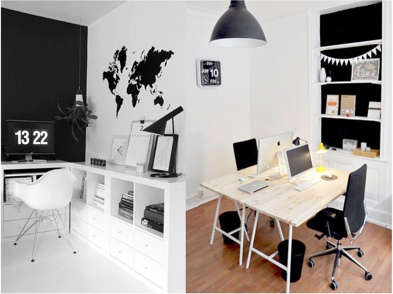 7 tips en dise o de oficinas peque as y modernas oficina for Ideas oficinas pequenas