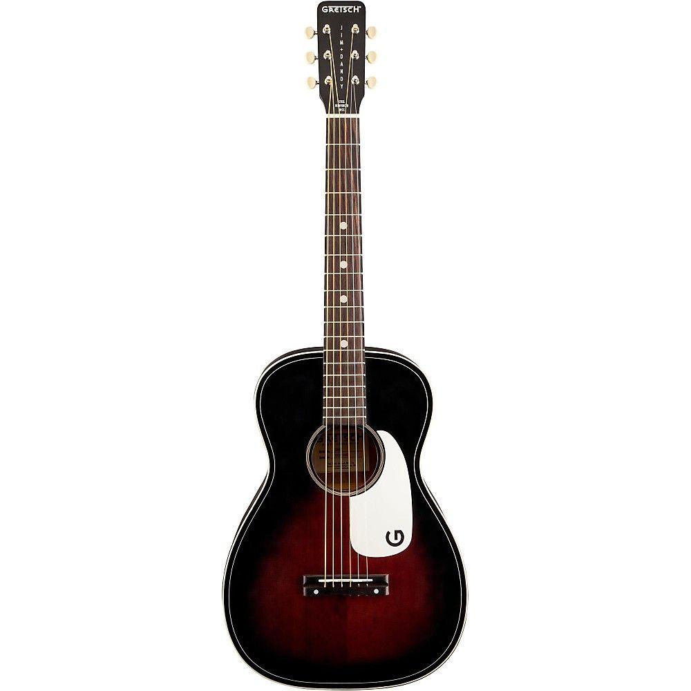 Gretsch Guitars Jim Dandy Flat Top Acoustic Guitar In 2020 Ovation Guitar Gretsch Learn Acoustic Guitar