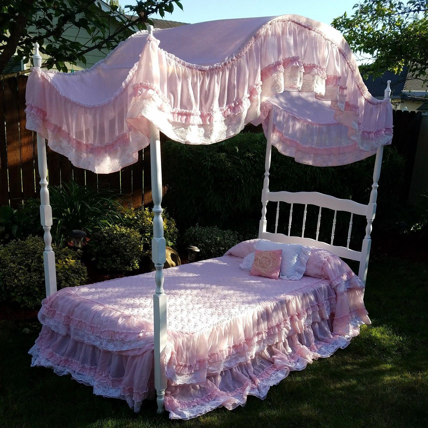 Sears Bonnet Bedroom Set Canopy Bed Canopy Bedroom Sets Canopy