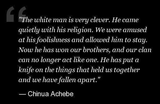Chinua Achebe Quotes Extraordinary 48 Powerful Quotes From Chinua Achebe In 48 Achebe's Quotes