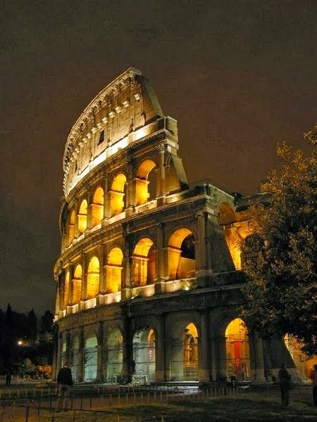 Popular Cities in World Colosseum city of Rome Italy