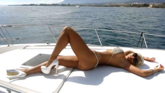 Sophia Wollersheim Bikini
