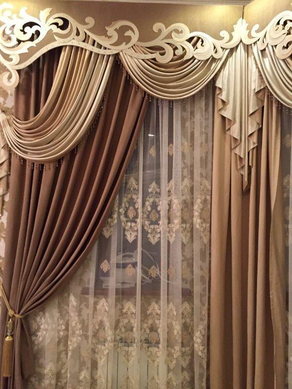 Creative Window Treatments Cornice Boards