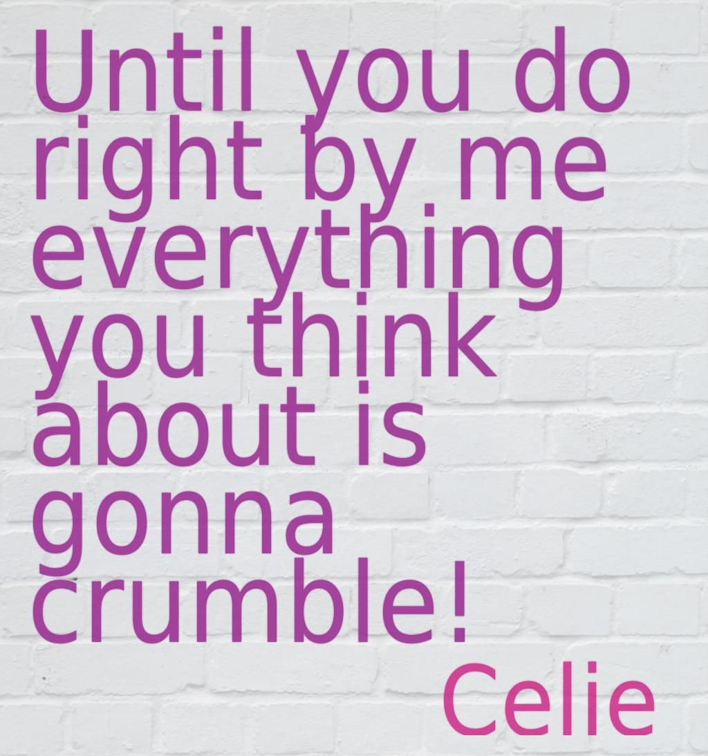 The Color Purple(1985) movie quote.This quote courtesy of ...