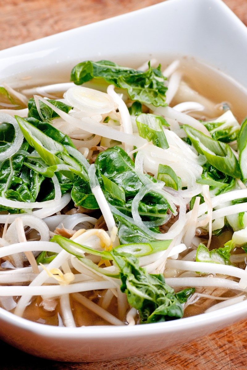 Quick Vietnamese Chicken Pho Noodle Soup Recipe With Chicken Chinese Egg Noodles Star Anise